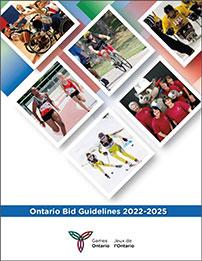 Ontario Games Bid Guidelines
