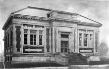 Queen & Lisgar Branch