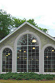 Ayr Public Library- Arched windows