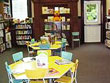 childrens' corner at the  Harriston Branch
