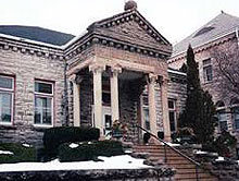 St. Mary's Public Library