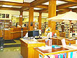 Interior of the Stratford Public Library