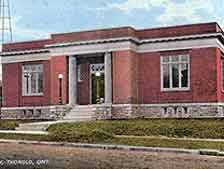 Thorold Public Library