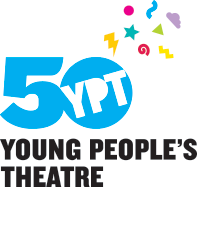 Young People's Theatre - logo