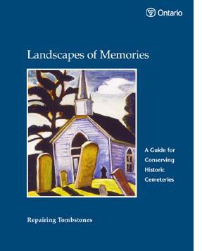 Landscapes of Memories (cover)