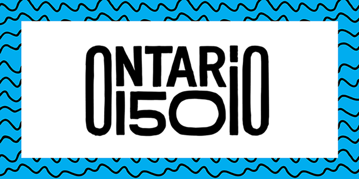 Celebrate Ontario's 150th Anniversary in 2017