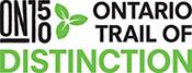 Ontario Trail of Distinction Logo